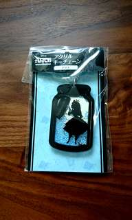 Disney Alice Key chain 水晶 鎖匙扣