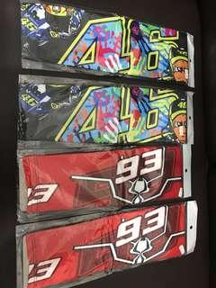 Rossi & marc marquez arm socks