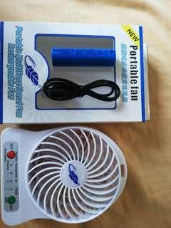 多功能充電風扇
