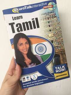 Learn tamil CD