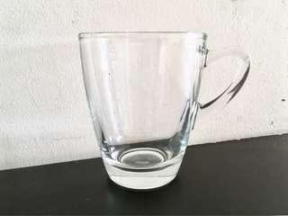 6pcs glass cup