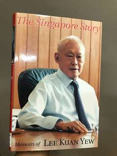Memoirs of Lee Kuan Yew - The Singapore Story