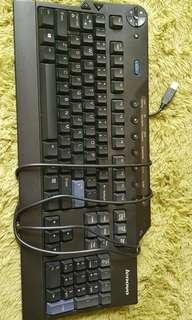 Lenovo keyboard (Multi-functions)