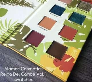 Alamar Eyeshadow Palette ** BRAND NEW