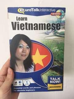 Learn Vietnamese CD