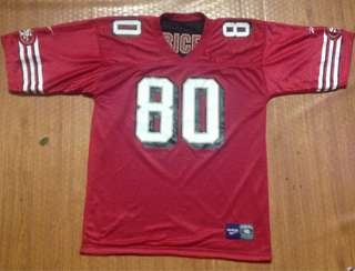 Reebok NFL Rice Vintage Jersey Authentic
