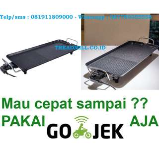 Idealife - IL-116 Electric Hot Stove Grill Pemanggang Listrik Marmer Murah