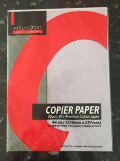 A4 Lavender coloured paper
