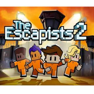 The Escapists 2 Steam Game Key