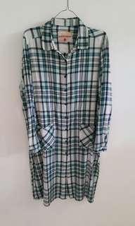 NOVEL MIECE long shirt