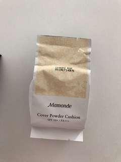 Mamonde cover powder cushion refill - shade 17