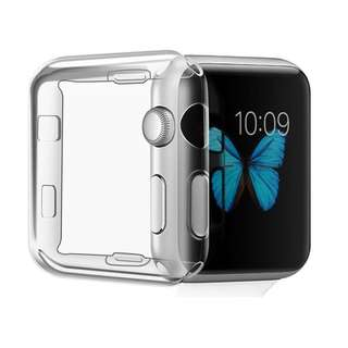 BN soft silicon Protective Cover For Apple Watch 42mm