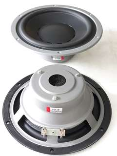 """Pairs of Dynaudio 10"""" Woofer"""