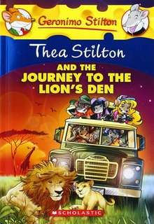 (BN) Thea Stilton and the Journey to the Lion's Den #17