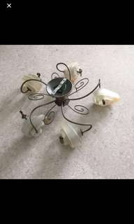 Vintage ceiling light