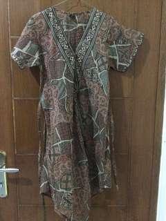 Jual Dress Batik 150K