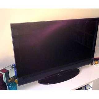 SAMSUNG TV LA46A650 116cm, (46 Inch) LCD Full HD INTEGRATED