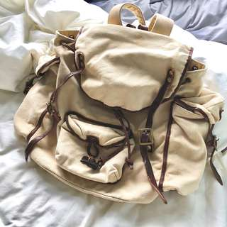 Initial Backpack 95% New