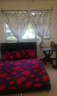 Master bedroom for rent at woodland!