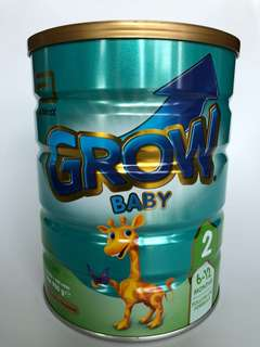 Abbott Grow Stage 2 milk powder