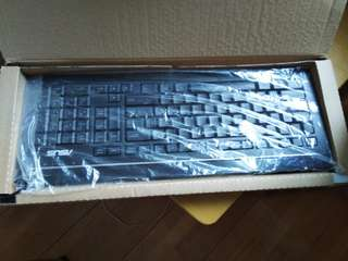華碩有線Keyboard