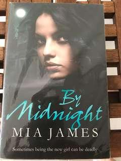 Books by Mia James, Gwen Hayes, Jennifer Lynn Barnes, Kelley Armstrong