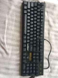 Keyboard Mka-7c Psycheagle
