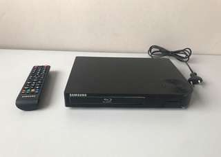 Samsung Network Blu-ray Player