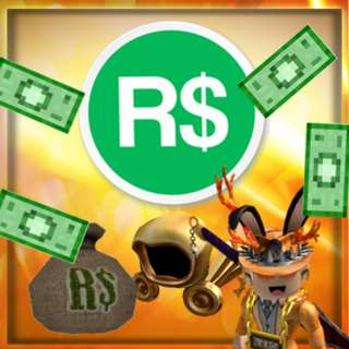 Selling robux[R$ is sent on meet up now]
