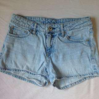 Uniqlo Denim Shorts