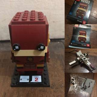 BrickHeadz The Flash
