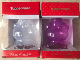 Hello Kitty Tupperware Authentic