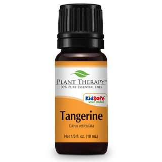 Plant Therapy Tangerine Essential Oil 10 mL