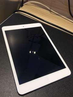 Apple iPad Mini 1 Cellular 16GB (white) #2