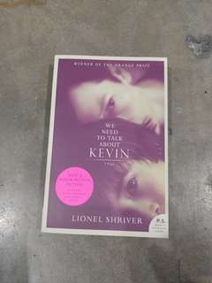 BN  We Need to Talk About Kevin by Lionel Shriver