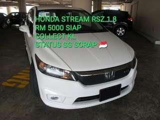 HONDA STREAM RSZ 1.8