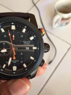 jam tangan pria Alexandre Christie 6270