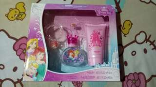 Disney princess toiletry set