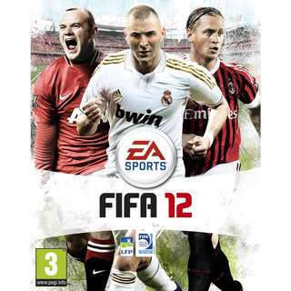 FIFA 12 / FIFA 2012 Offline with DVD (PC)
