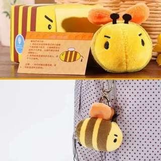 男仕窩心 女仕熱愛之選: 小蜜蜂防狼器背包手袋掛飾