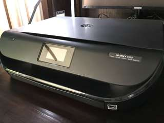 HP Envy 4520 printer scanner