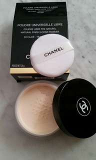 BNIB Chanel loose powder