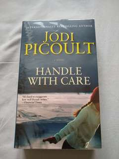 Jodi Picoult - Handle with care