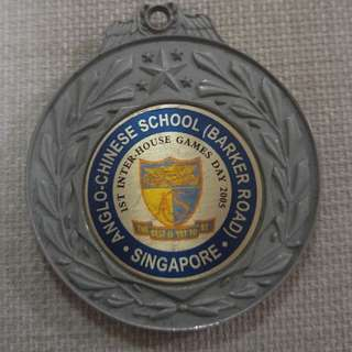ACS (Barker Road) Games Medal