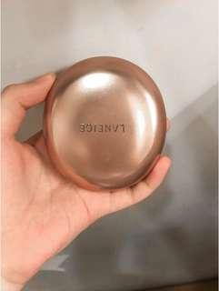 半價)蘭芝 氣墊粉餅 BB 玫瑰金