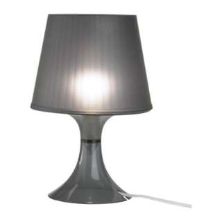 Table lamp  bedside lamp
