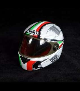 1:2 Scale model Toy Helmet 精美模型頭盔  Size :(L17 x W11 x H12 cm)