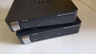 Cisco small business vpn router rv180