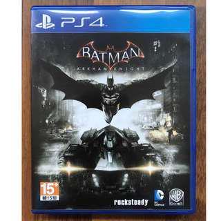 Ps4: Batman Arkham Knight [R3]