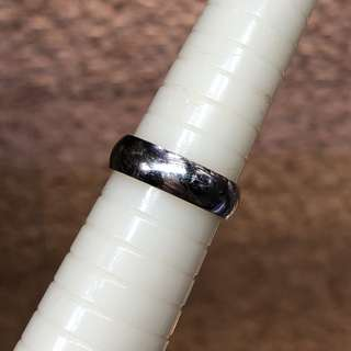Pt9995 platinum ring 8g #15 5.5mm